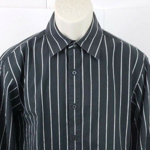 Michael Michael Kors Mens Long Sleeve Shirt Large